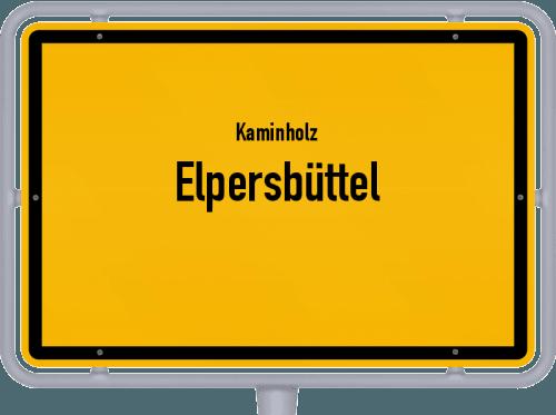 Kaminholz & Brennholz-Angebote in Elpersbüttel, Großes Bild