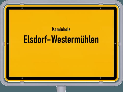 Kaminholz & Brennholz-Angebote in Elsdorf-Westermühlen, Großes Bild