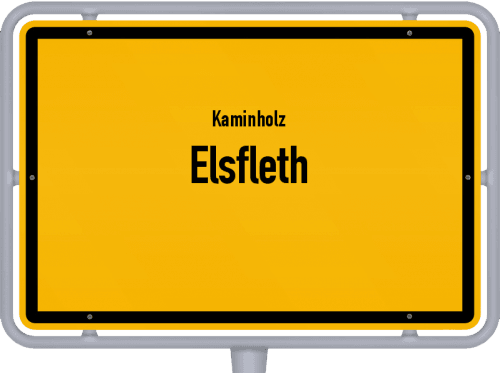 Kaminholz & Brennholz-Angebote in Elsfleth, Großes Bild
