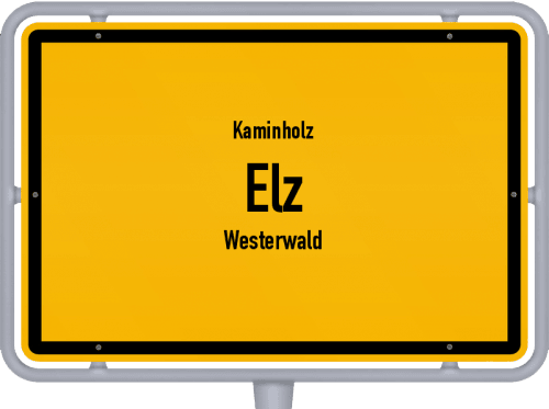 Kaminholz & Brennholz-Angebote in Elz (Westerwald), Großes Bild
