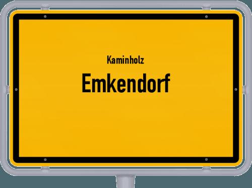 Kaminholz & Brennholz-Angebote in Emkendorf, Großes Bild