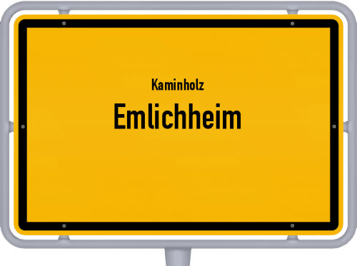 Kaminholz & Brennholz-Angebote in Emlichheim, Großes Bild