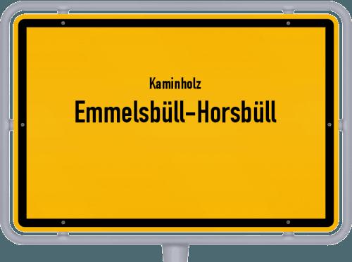 Kaminholz & Brennholz-Angebote in Emmelsbüll-Horsbüll, Großes Bild