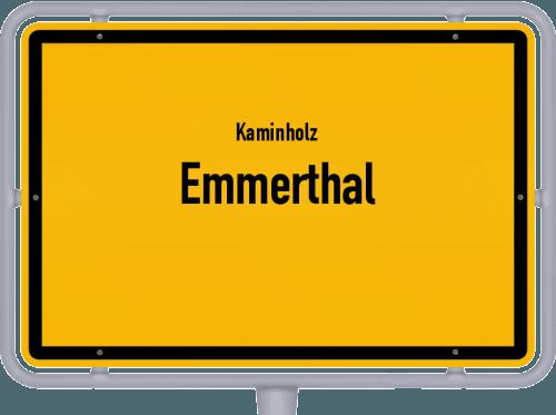 Kaminholz & Brennholz-Angebote in Emmerthal, Großes Bild