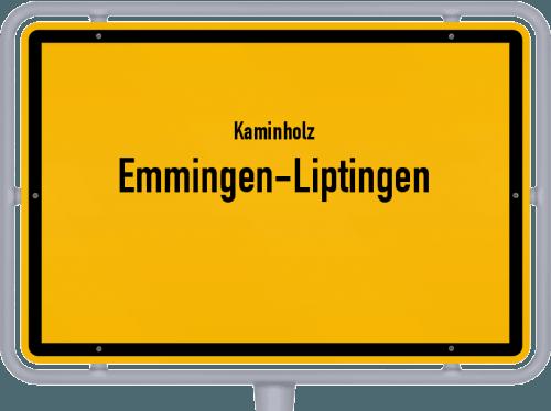 Kaminholz & Brennholz-Angebote in Emmingen-Liptingen, Großes Bild