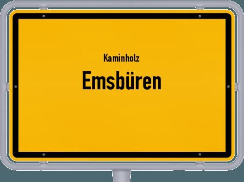 Kaminholz & Brennholz-Angebote in Emsbüren, Großes Bild