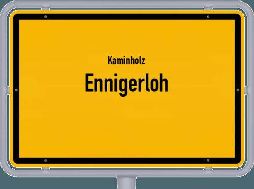 Kaminholz & Brennholz-Angebote in Ennigerloh, Großes Bild