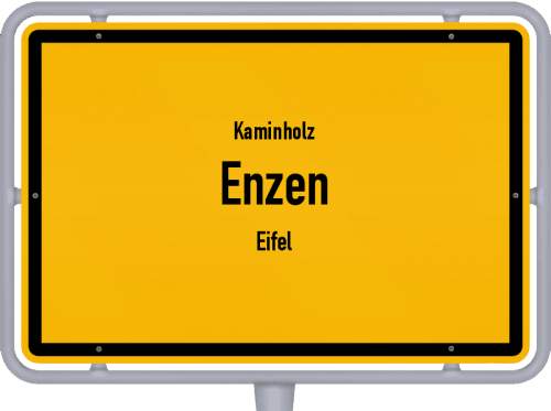 Kaminholz & Brennholz-Angebote in Enzen (Eifel), Großes Bild