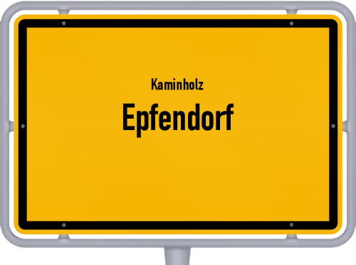 Kaminholz & Brennholz-Angebote in Epfendorf, Großes Bild