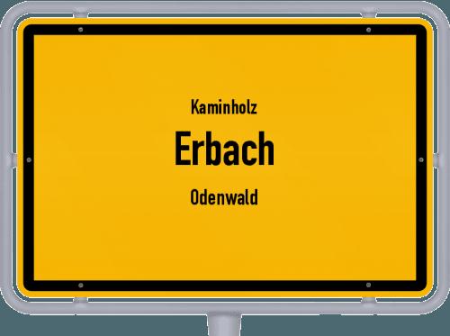 Kaminholz & Brennholz-Angebote in Erbach (Odenwald), Großes Bild