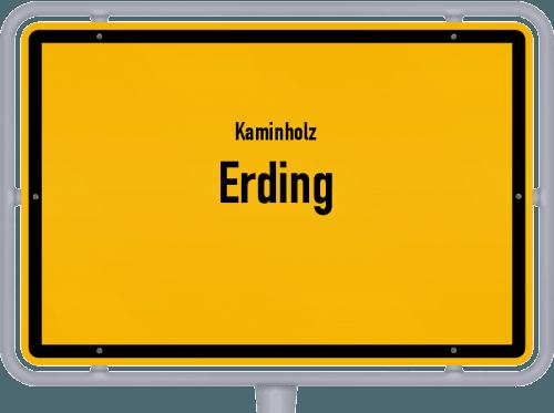 Kaminholz & Brennholz-Angebote in Erding, Großes Bild