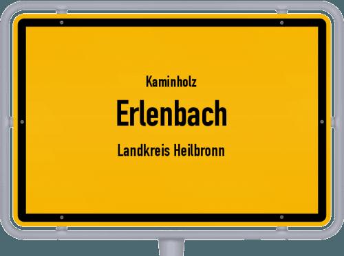 Kaminholz & Brennholz-Angebote in Erlenbach (Landkreis Heilbronn), Großes Bild