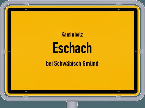 Kaminholz & Brennholz-Angebote in Eschach (bei Schwäbisch Gmünd), Großes Bild