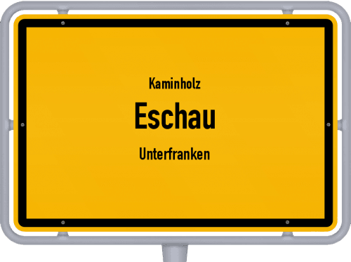 Kaminholz & Brennholz-Angebote in Eschau (Unterfranken), Großes Bild