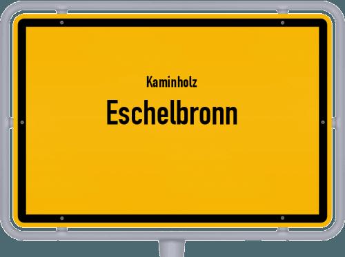 Kaminholz & Brennholz-Angebote in Eschelbronn, Großes Bild