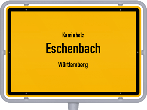 Kaminholz & Brennholz-Angebote in Eschenbach (Württemberg), Großes Bild