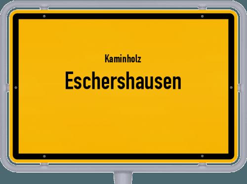 Kaminholz & Brennholz-Angebote in Eschershausen, Großes Bild