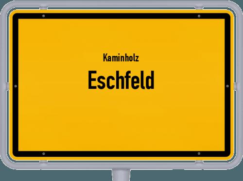 Kaminholz & Brennholz-Angebote in Eschfeld, Großes Bild