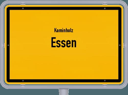 Kaminholz & Brennholz-Angebote in Essen, Großes Bild
