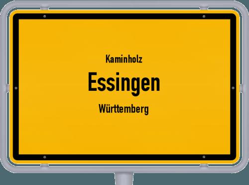 Kaminholz & Brennholz-Angebote in Essingen (Württemberg), Großes Bild