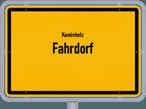 Kaminholz & Brennholz-Angebote in Fahrdorf, Großes Bild