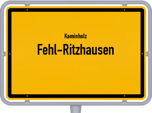 Kaminholz & Brennholz-Angebote in Fehl-Ritzhausen, Großes Bild