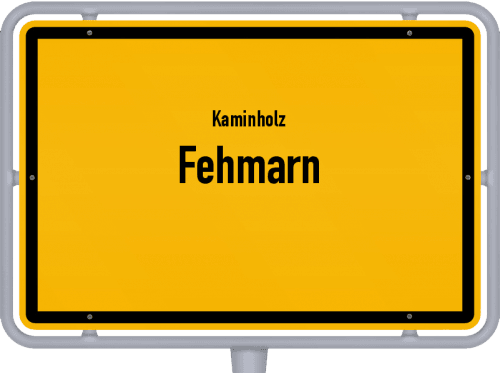 Kaminholz & Brennholz-Angebote in Fehmarn, Großes Bild