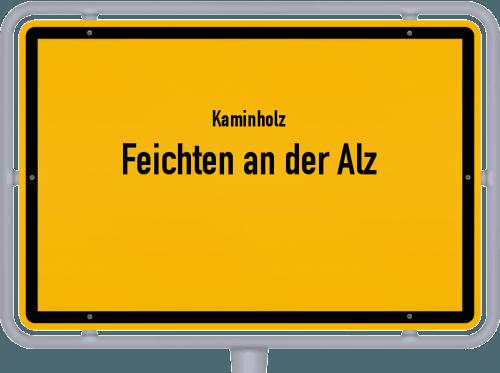 Kaminholz & Brennholz-Angebote in Feichten an der Alz, Großes Bild