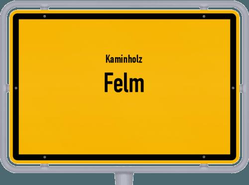Kaminholz & Brennholz-Angebote in Felm, Großes Bild