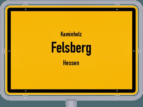 Kaminholz & Brennholz-Angebote in Felsberg (Hessen), Großes Bild
