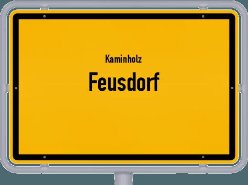 Kaminholz & Brennholz-Angebote in Feusdorf, Großes Bild