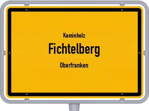 Kaminholz & Brennholz-Angebote in Fichtelberg (Oberfranken), Großes Bild