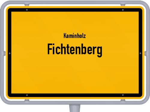 Kaminholz & Brennholz-Angebote in Fichtenberg, Großes Bild