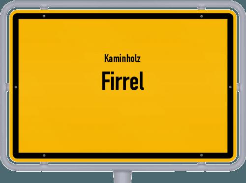 Kaminholz & Brennholz-Angebote in Firrel, Großes Bild