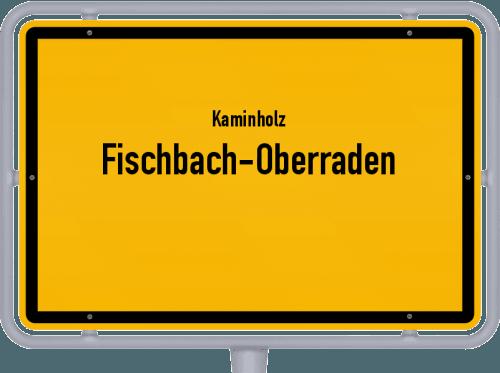 Kaminholz & Brennholz-Angebote in Fischbach-Oberraden, Großes Bild