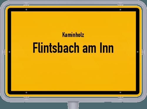 Kaminholz & Brennholz-Angebote in Flintsbach am Inn, Großes Bild