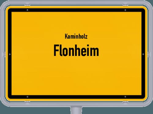 Kaminholz & Brennholz-Angebote in Flonheim, Großes Bild