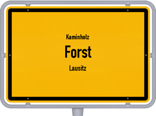 Kaminholz & Brennholz-Angebote in Forst (Lausitz), Großes Bild