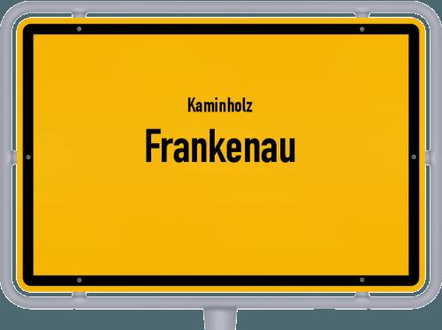Kaminholz & Brennholz-Angebote in Frankenau, Großes Bild