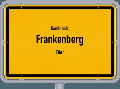 Kaminholz & Brennholz-Angebote in Frankenberg (Eder), Großes Bild