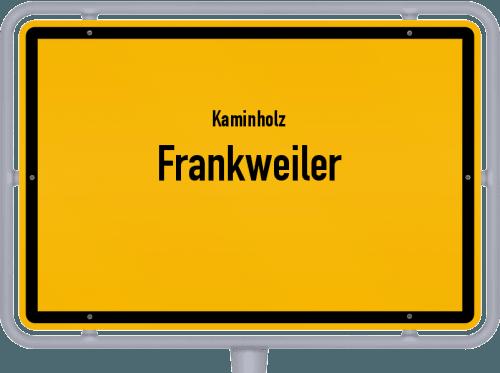 Kaminholz & Brennholz-Angebote in Frankweiler, Großes Bild