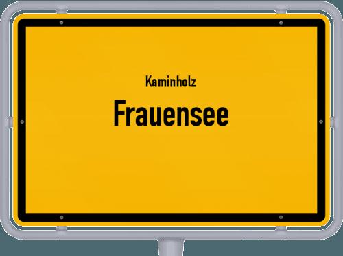 Kaminholz & Brennholz-Angebote in Frauensee, Großes Bild