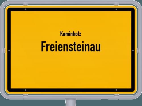 Kaminholz & Brennholz-Angebote in Freiensteinau, Großes Bild