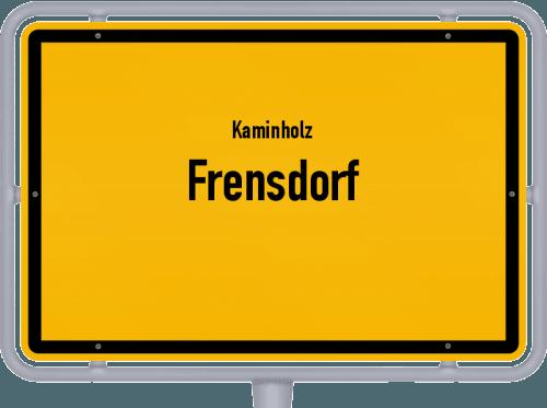 Kaminholz & Brennholz-Angebote in Frensdorf, Großes Bild