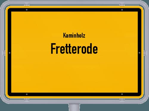 Kaminholz & Brennholz-Angebote in Fretterode, Großes Bild