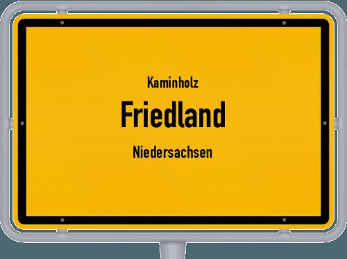Kaminholz & Brennholz-Angebote in Friedland (Niedersachsen), Großes Bild