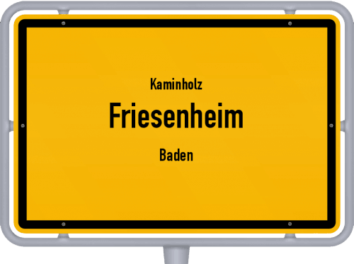 Kaminholz & Brennholz-Angebote in Friesenheim (Baden), Großes Bild