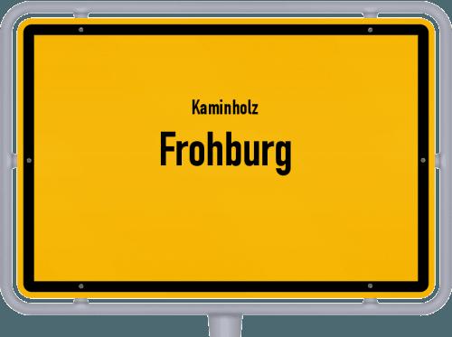 Kaminholz & Brennholz-Angebote in Frohburg, Großes Bild