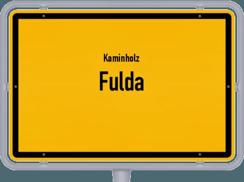 Kaminholz & Brennholz-Angebote in Fulda, Großes Bild