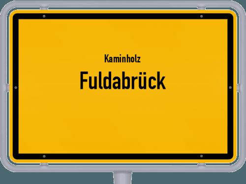 Kaminholz & Brennholz-Angebote in Fuldabrück, Großes Bild